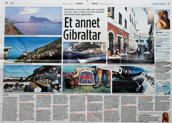 Title: A different Gibraltar