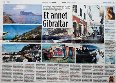 Title: A different Gibraltar