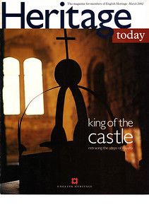 Heritage Today - cover & feature