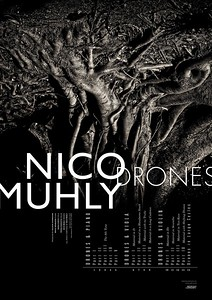 Nico Muhly_Drones-Poster A2-©Bigg:Cunha