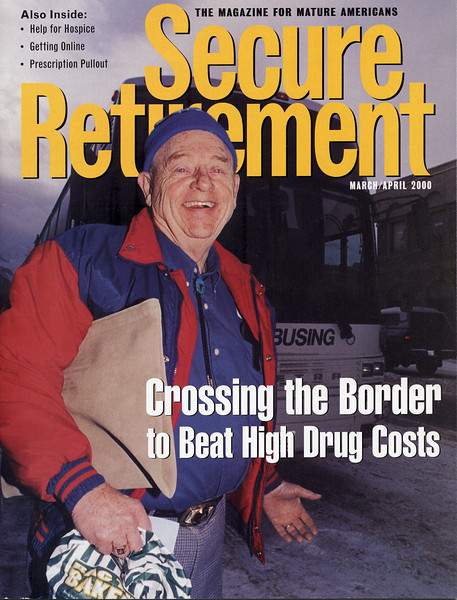 Secure Retirement Magazine- cover