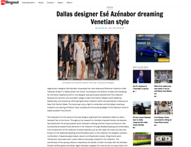 //rollingout.com/2016/04/07/dallas-designer-ese-azenabor-dreaming-venetian-style/#1