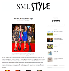 http://www.smustyle.com/bottles-bling-and-blogs/