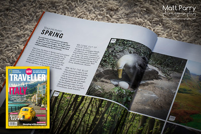 Nat Geo Traveller UK - May 2014