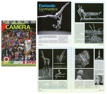 2017 Spring Canadian Camera, the national publications of CAPA, the Canadian Association for Photographic Art