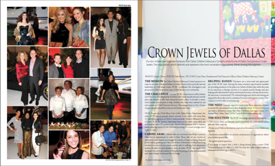 2013 Beverly Drive Magazine - Fashion Stars for a Cause
