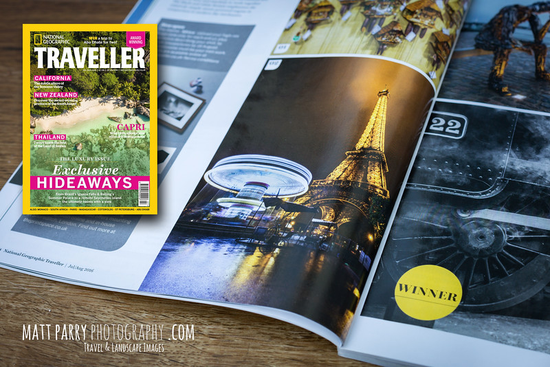 Nat Geo Traveller UK - July / August 2016