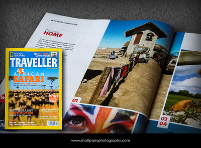 Nat Geo Traveller UK - April 2013