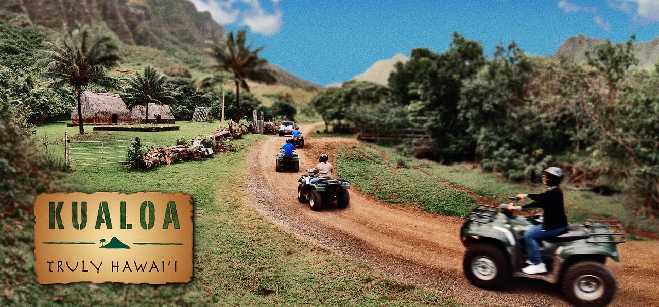Kuloa- Truly Hawai'i ad campaign