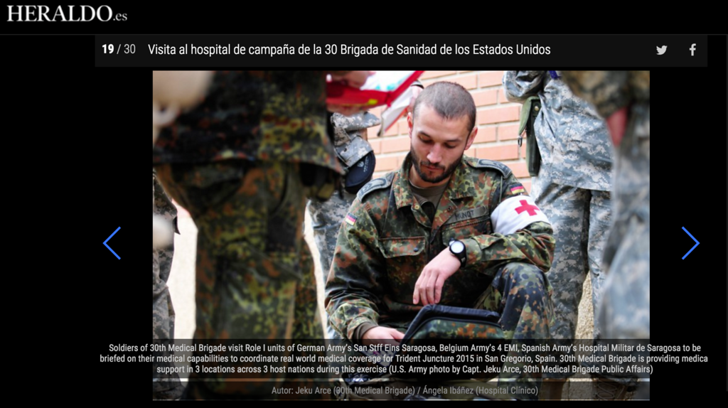 Heraldo - Spain