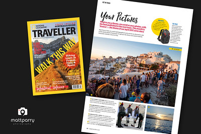 National Geographic Traveller UK - May 2017
