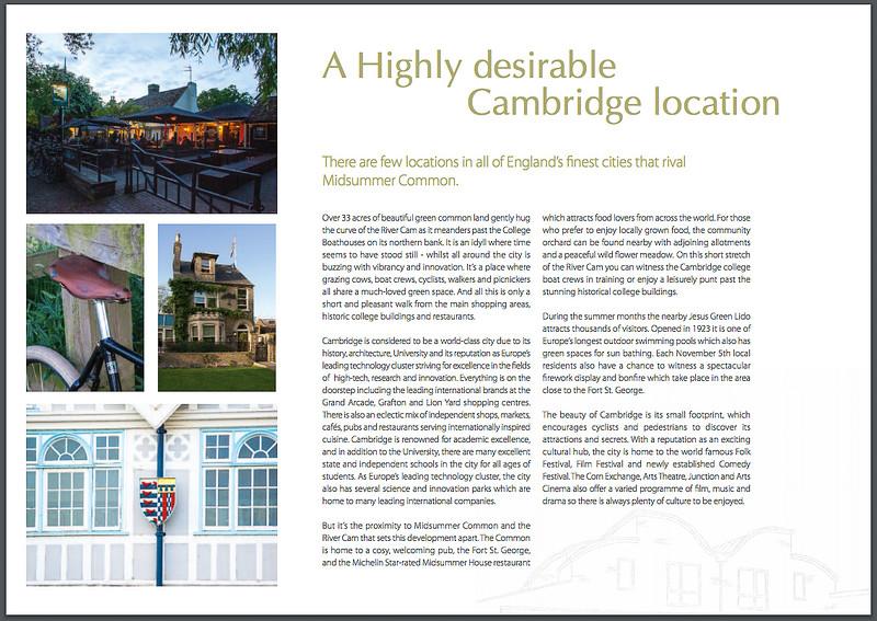 Midsummer Place Property Brochure, Adrenaline Creative