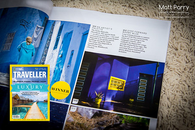 Nat Geo Traveller UK - July / August 2014