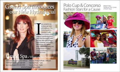 2014 Beverly Drive Magazine - Polo Cup and Concorso
