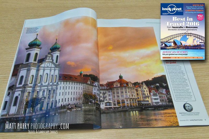 Lonely Planet Traveller Magazine - December 2015