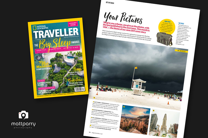 National Geographic Traveller UK - July / August 2017