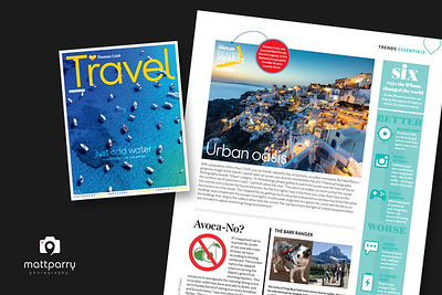 Thomas Cook 'Travel' - May 2017