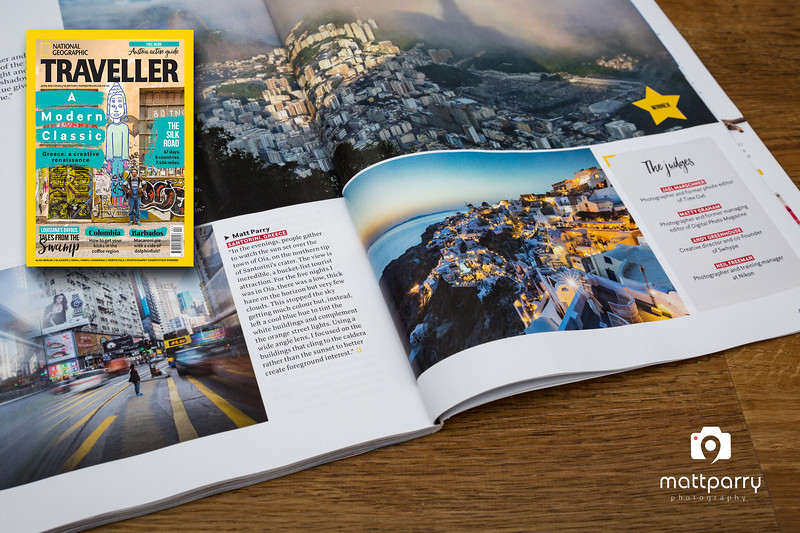 Nat Geo Traveller UK - April 2017