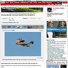 SFGate.com / The San Francisco Chronicle on line<br /> Amazing Sightings Hawk gives blackbird free ride<br /> #2 Most Read Article for the day