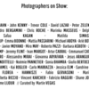 Atlas of Humanity, Exhibiting Photographer, Paris, November 2019