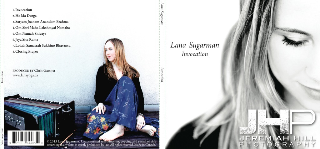 "Album Cover Art: Lana Sugarman, 'Invocation."" All Photography."
