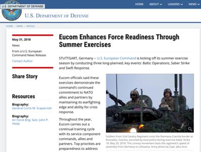 U.S. European Command