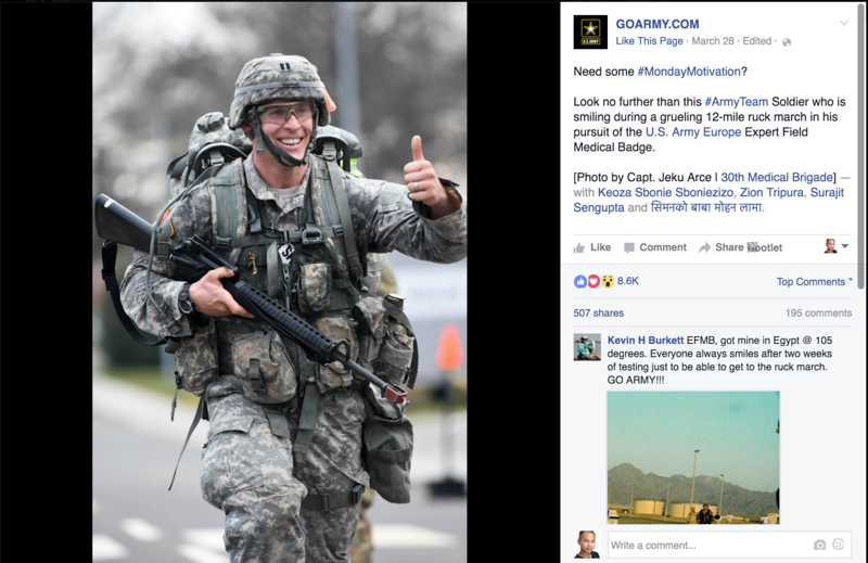 GOARMY.com Official Facebook Page