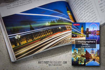 Photographer's Guide to London by Ellen Bowness, Long Valley Books