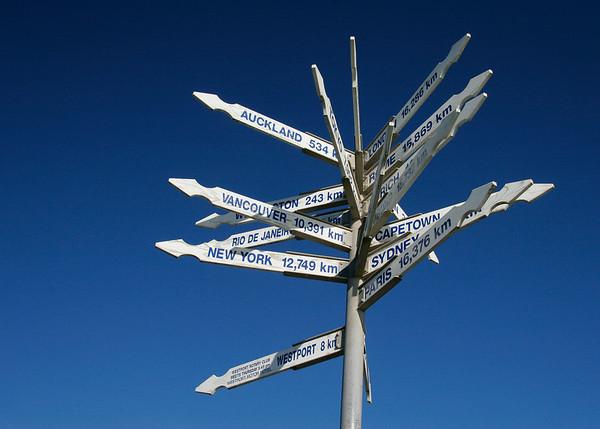 _nz063 signpost