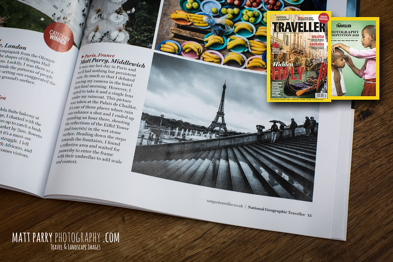 Nat Geo Traveller UK - Photo Competition Supplement April 2016