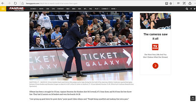 Fanragsports.com - March 11, 2017