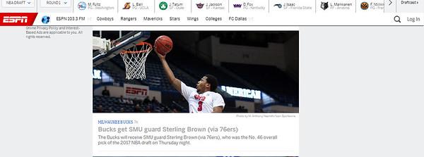 ESPN.com - June 22, 2017