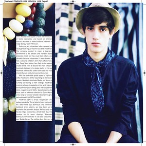 Selvedge Magazine - issue #58 - 2014