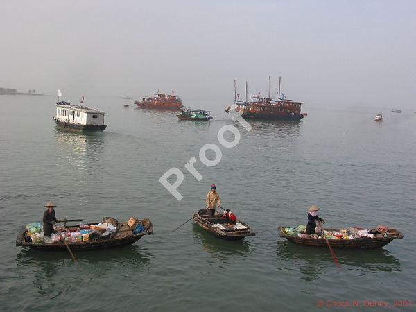 Halong Bay, Hanoi, Vietnam