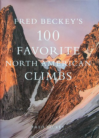 NOT COVER PHOTO - Several content photos of climbing in Canada