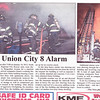 Fire News NJ  April 2012