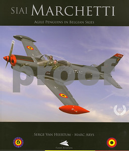 THE Book about the SIAI SF-260 M Marchetti, by Marc Arys & Serge Van Heertum (Sierra Bravo Aeropictures).