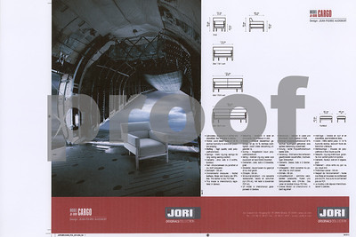 The final advertisement-brochure