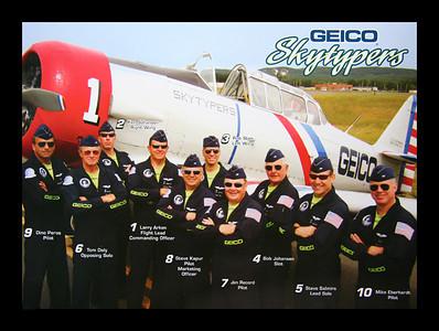 Geico Skytypers 2011