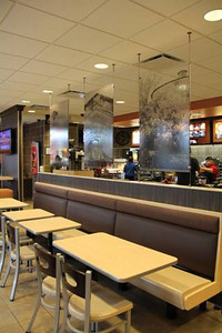 McDonalds Restaurant - Rhome, Texas 2011