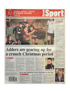 Atherstone Herald 20th Dec Ed