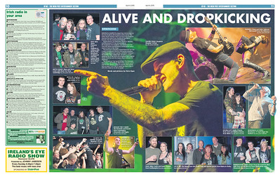 dropkicks page