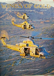"Summer 2015 the Last active duty flight of the CH-46 ""Purple Foxes"""
