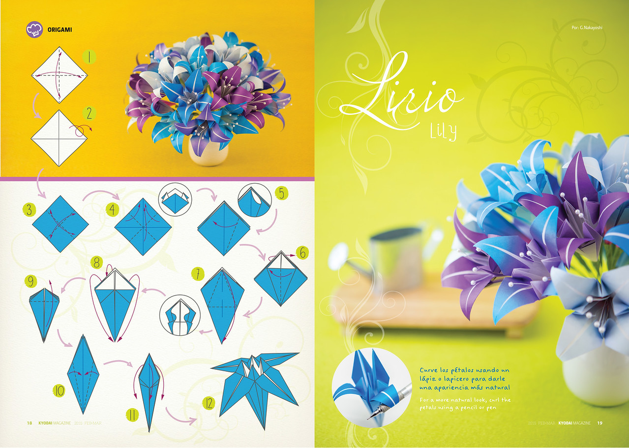 Lirio (Kyodai Magazine 182, feb-mar 2015)