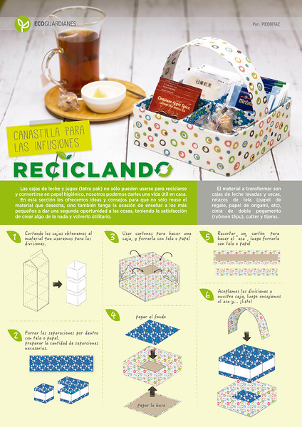 """Reciclando"" (Kyodai Magazine 203, mayo-junio 2019)"