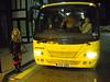 Coach seminar <br /> <br /> Liz posses next to our 26 seat coach