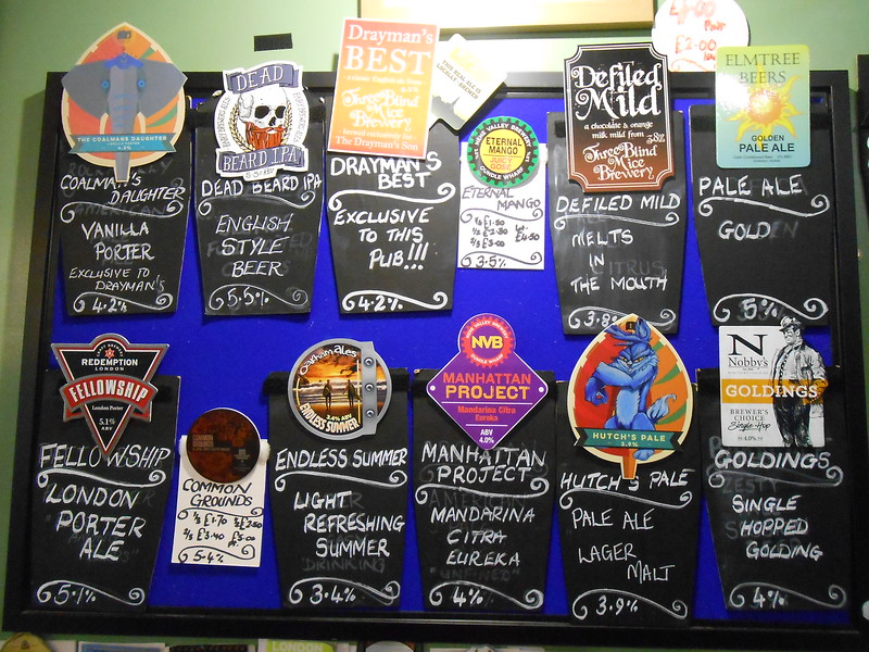 The beer selection while we here <br /> <br /> New to Smugmug?? <br /> <br /> To read the print clearly / make picture bigger : <br /> <br /> Best way to read it if you new to Smugmug<br /> <br /> Put your mouse pointer over centre of pic and <br /> <br /> double click which blows it up. <br /> <br /> Then in the Bottom RIGHT hand corner <br /> <br /> there is a RESIZE BUTTON so select size you want. <br /> <br /> To cancel and come back just click the big X in top right hand