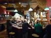 Bar area inside