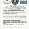 Liverpool Beer week Beer and Food info leaflet