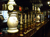 The bar with the usual great selection of real ales usually 5 on at <br /> <br /> anytime along with a great selection of continental bottles